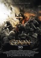 Conan the Barbarian - Dutch Movie Poster (xs thumbnail)