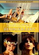 Sedmikrasky - Czech DVD cover (xs thumbnail)