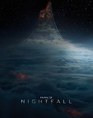 """Halo: Nightfall"" - Movie Poster (xs thumbnail)"