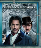 Sherlock Holmes: A Game of Shadows - Hungarian Movie Cover (xs thumbnail)