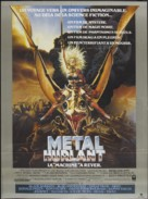 Heavy Metal - French Movie Poster (xs thumbnail)