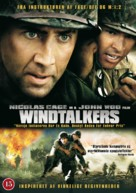 Windtalkers - Danish DVD movie cover (xs thumbnail)
