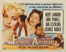 The Female Animal - Movie Poster (xs thumbnail)