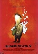 Budbringeren - Norwegian Movie Poster (xs thumbnail)