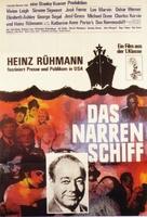 Ship of Fools - German Movie Poster (xs thumbnail)