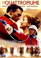 The Four Feathers - Italian Movie Cover (xs thumbnail)