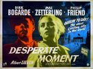 Desperate Moment - British Movie Poster (xs thumbnail)