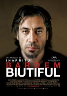 Biutiful - Mexican Movie Poster (xs thumbnail)