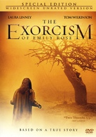The Exorcism Of Emily Rose - DVD cover (xs thumbnail)