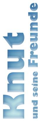 Knut und seine Freunde - German Logo (xs thumbnail)