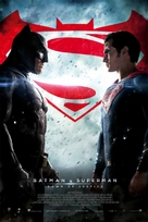 Batman v Superman: Dawn of Justice - Danish Movie Poster (xs thumbnail)
