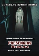 The Innkeepers - Colombian Movie Poster (xs thumbnail)