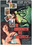 Dr. Terror's House of Horrors - German Movie Poster (xs thumbnail)