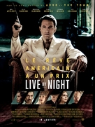 Live by Night - French Movie Poster (xs thumbnail)