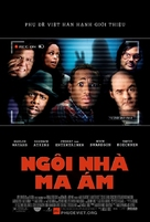 A Haunted House - Vietnamese Movie Poster (xs thumbnail)