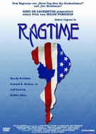 Ragtime - German Movie Cover (xs thumbnail)
