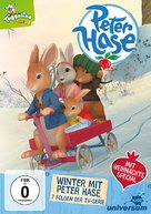 """Peter Rabbit"" - German DVD movie cover (xs thumbnail)"