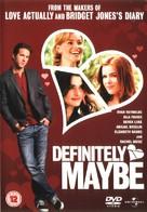 Definitely, Maybe - British DVD movie cover (xs thumbnail)