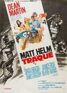 The Ambushers - French Movie Poster (xs thumbnail)