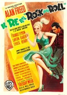 Rock Rock Rock! - Italian Movie Poster (xs thumbnail)
