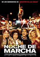 21 and Over - Spanish Movie Poster (xs thumbnail)
