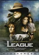 The League of Extraordinary Gentlemen - DVD movie cover (xs thumbnail)