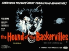 The Hound of the Baskervilles - British Movie Poster (xs thumbnail)