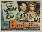 Borderline - Movie Poster (xs thumbnail)