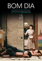 Ohayô - Portuguese Movie Poster (xs thumbnail)