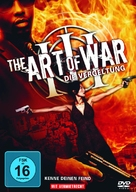 The Art of War III: Retribution - German Movie Cover (xs thumbnail)