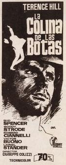 La collina degli stivali - Spanish poster (xs thumbnail)
