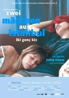Iki genç kiz - German Movie Poster (xs thumbnail)