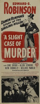 A Slight Case of Murder - Movie Poster (xs thumbnail)