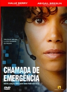 The Call - Brazilian DVD cover (xs thumbnail)