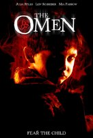 The Omen - DVD cover (xs thumbnail)