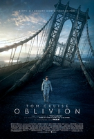 Oblivion - Theatrical poster (xs thumbnail)