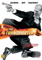The Transporter - Danish DVD cover (xs thumbnail)