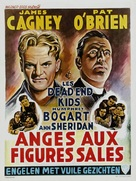 Angels with Dirty Faces - Belgian Movie Poster (xs thumbnail)