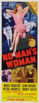 No Man's Woman - Movie Poster (xs thumbnail)