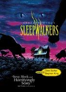 Sleepwalkers - DVD movie cover (xs thumbnail)