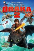 How to Train Your Dragon 2 - Czech DVD movie cover (xs thumbnail)