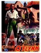 The Fighting O'Flynn - Belgian Movie Poster (xs thumbnail)