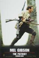 The Patriot - Movie Poster (xs thumbnail)