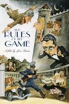 La règle du jeu - DVD movie cover (xs thumbnail)