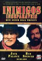 Si può fare... amigo - Brazilian DVD cover (xs thumbnail)