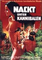 Emanuelle e gli ultimi cannibali - German Movie Poster (xs thumbnail)