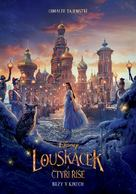 The Nutcracker and the Four Realms - Czech Movie Poster (xs thumbnail)