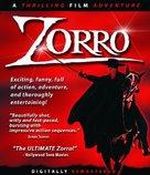 Zorro - Blu-Ray movie cover (xs thumbnail)