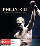 The Philly Kid - Australian Blu-Ray cover (xs thumbnail)