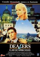 Dealers - Spanish Movie Poster (xs thumbnail)